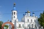 Храм в честь святых апостолов Петра и Павла, г. Салаир