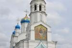 Храм в честь Святой Живоначальной Троицы, с. Красное